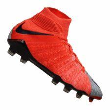 Futbolo bateliai  Nike Wmns Hypervenom Phantom 3 DF FG M 881545-058