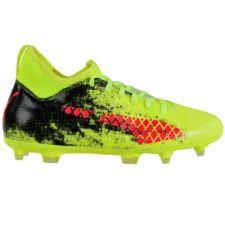Futbolo bateliai  Puma Future 18.3 FG AG Fizzy M 104328 01