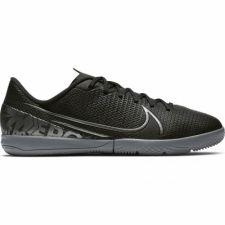 Futbolo bateliai  Nike Mercurial Vapor 13 Academy IC JR AT8137 001 juodi