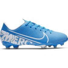 Futbolo bateliai  Nike Mercurial Vapor 13 Academy FG/MG JR AT8123 414 mėlyni