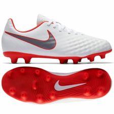 Sportiniai bateliai  Nike Magista Obra 2 Club FG JR AH7314 107 balti