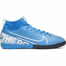 Futbolo bateliai  Nike Mercurial Superfly 7 Academy IC Jr AT8135 414