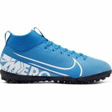 Futbolo bateliai  Nike Mercurial Superfly 7 Academy TF Jr AT8143 414