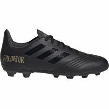 Futbolo bateliai Adidas  Predator 19.4 FxG JR EF8989 juodi