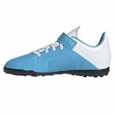 Sportiniai bateliai Adidas  X 19.4 H&L TF JR EF9126 mėlyni