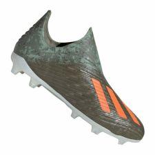 Futbolo bateliai Adidas  Jr X 19+ FG JR EF8744