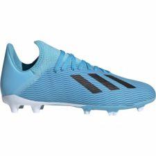 Futbolo bateliai Adidas  X 19.3 FG Jr F35366