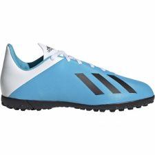 Futbolo bateliai Adidas  X 19.4 TF Jr F35347