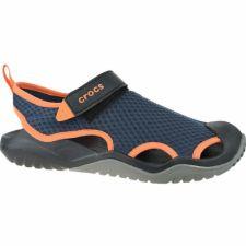 Basutės Crocs M Swiftwater Mesh Deck Sandal M 205289-4V9
