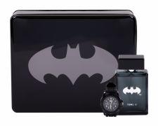 DC Comics Batman, rinkinys tualetinis vanduo vaikams, (EDT 75 ml + laikrodises)