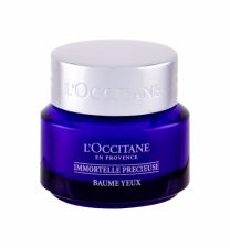 L´Occitane Immortelle Precieuse, Energising Eye Balm, paakių želė moterims, 15ml