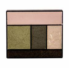 Lancôme Color Design, 5 Shadow & Liner, akių šešėliai moterims, 4g, (Testeris), (500 Jade Fever)