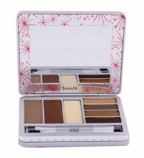 Benefit Brow Zings, Pro Palette, dažų paletė antakiams moterims, 11,8g, (Light - Medium)