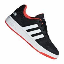 Sportiniai bateliai Adidas  Hoops 2.0 Jr B76067