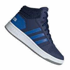 Sportiniai bateliai Adidas  Hoops Mid 2.0 Jr EE6707