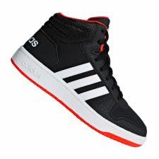 Sportiniai bateliai Adidas  Hoops Mid 2.0 K JR B75743