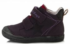 D.D. step violetiniai batai 31-36 d. 049907el