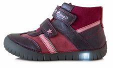 D.D. step tamsiai mėlyni led batai 31-36 d. 0508bl