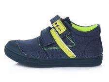 D.D. step mėlyni canvas batai 31-36 d. c049544l