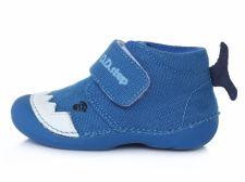D.D. step mėlyni canvas batai 19-24 d. c015630