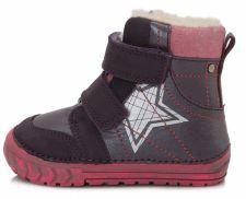 D.D. step violetiniai batai su pašiltinimu 20-24 d. 029312a
