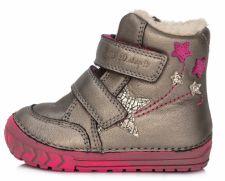 D.D. step auksinės spalvos batai su pašiltinimu 20-24 d. 029310a