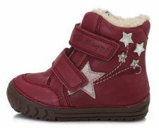 D.D. step raudoni batai su pašiltinimu 20-24 d. 029310b