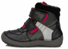 D.D. step juodi batai su pašiltinimu 25-30 d.023804bm