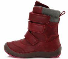D.D. step raudoni batai su pašiltinimu 25-30 d.023809dm