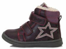 D.D. step violetiniai batai su pašiltinimu 22-27 d. da031373