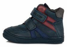 D.D. step tamsiai mėlyni batai su pašiltinimu 31-36 d. 040444l