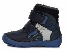 D.D. step tamsiai mėlyni batai su pašiltinimu 31-36 d. 023804l