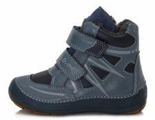 D.D. step tamsiai mėlyni batai su pašiltinimu 25-30 d.023805m
