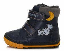 D.D. step tamsiai mėlyni batai su pašiltinimu 20-24 d. 029308b