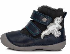 D.D. step tamsiai mėlyni batai su pašiltinimu 20-24 d. 015188b