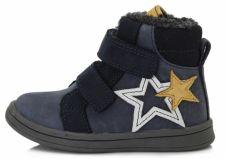 D.D. step tamsiai mėlyni batai su pašiltinimu 22-27 d. da031373b