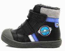 D.D. step juodi batai su pašiltinimu 22-27 d. da031370a