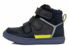 D.D. step tamsiai pilki batai su pašiltinimu 28-33 d. da061659a