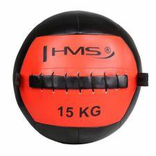 Gimnastikos kamuolys HMS Wall Ball WLB 15 kg