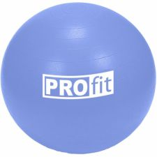 Gimnastikos kamuolys Profit 65cm su pompą DK 2102