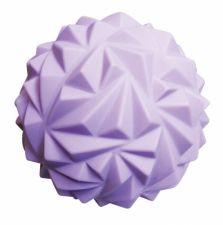 Masažinis kamuoliukas 9cm lilac 0474