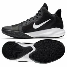 Sportiniai bateliai  krepšiniui  Nike Precision III M AQ7495 002 juodas