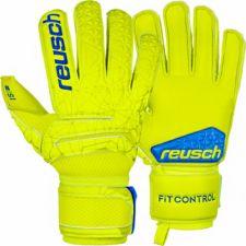 Pirštinės vartininkams  Reusch Fit Control S1 M 3970235 583