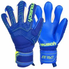 Pirštinės vartininkams  Reusch Attrakt Freegel S1 Finger Support 50 70 230 4949