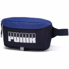 Rankinė per petį na pas Puma Plus Waist II tamsiai mėlyna-mėlyna 075751 09