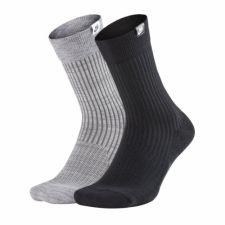 Kojinės Nike Sneaker Crew 2 Pack M SX7170-902