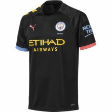 Marškinėliai Puma Manchester City FC Away Replica M SS 755590 02