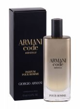 Giorgio Armani Code, Absolu, kvapusis vanduo vyrams, 15ml