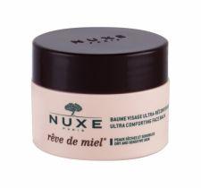 NUXE Reve de Miel, Ultra Comforting Face Balm, dieninis kremas moterims, 50ml, (Testeris)