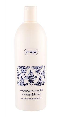 Ziaja Ceramide, Creamy Shower Soap, dušo želė moterims, 500ml